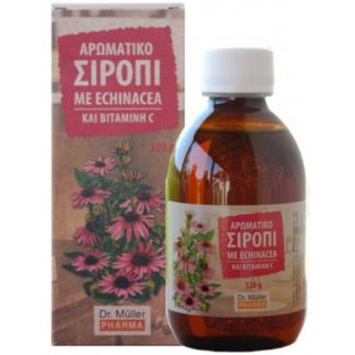 Dr. Müller Syrup with Echinacea and Vitamin C 320gr