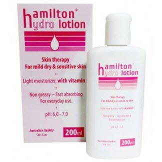 Hamilton Hydro Lotion Light Moisturizer 200ml