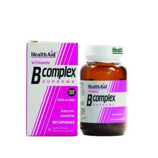 Health Aid B Complex 90caps