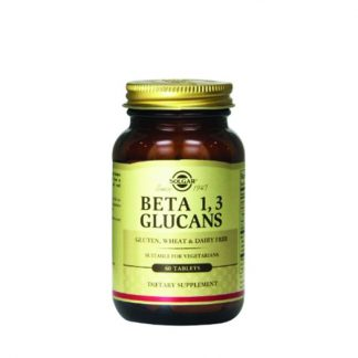 Solgar Beta 1,3 Glucans 60tabs