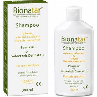 Boderm Bionatar Shampoo 300ml