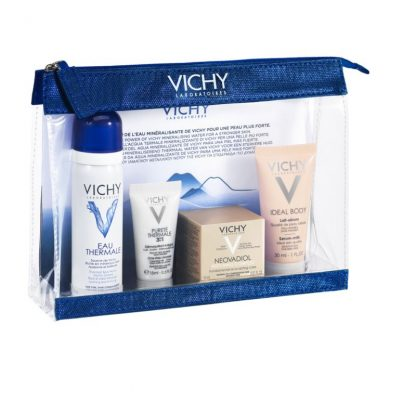 Vichy Neovadiol Compensating Complex για Κανονικές/Μικτές επιδερμίδες 15ml & Eau Thermale 50ml & Purete Thermale 3 in 1 15ml & Ideal Body 30ml