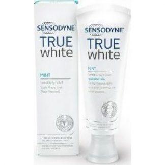 Sensodyne True White Οδοντόπαστα με Γεύση Μέντας 75ml