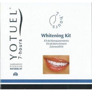 Yotuel 7 Hours Whitening Kit Σύστημα Λεύκανσης Δοντιών