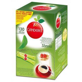 Canderel Green Stevia Φυτικό Υποκατάστατο Ζάχαρης 130sticks