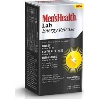 Mens Health Lab Energy Release 16 Φακελίσκοι