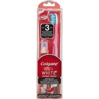 Colgate Max White Οδοντόβουρτσα & Στυλό λεύκανσης 5ml