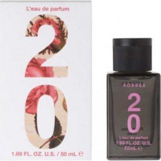 Korres Eau De Parfum Rose Musk Vanilla Powder 50ml