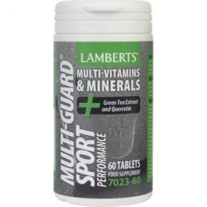 Lamberts Performance Multi Guard Sport 60tabs