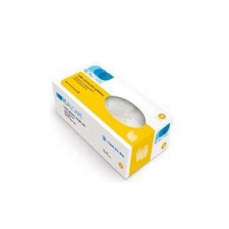 Real Care Γάντια Latex μιας χρήσεως Medium 100τμχ