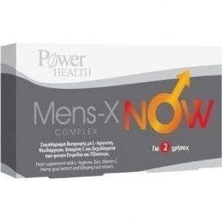 Power Health Mens-X Now 4 αναβράζοντα δισκία