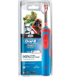 Oral-B Stages Kids Ηλεκτρική Οδοντόβουρτσα με Ήρωες Star Wars της Disney