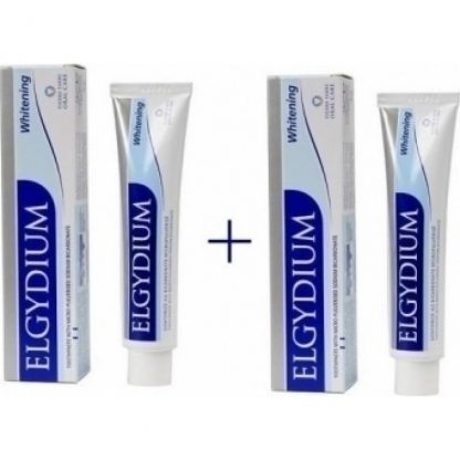 Elgydium Whitening 2X100ml (-50% Στο 2ο Προϊόν)