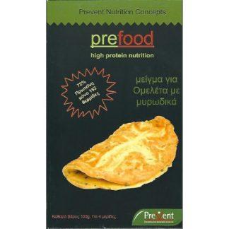 Prevent Prefood Μείγμα για Ομελέτα με Μυρωδικά 4 μερίδες ανα συσκευασία