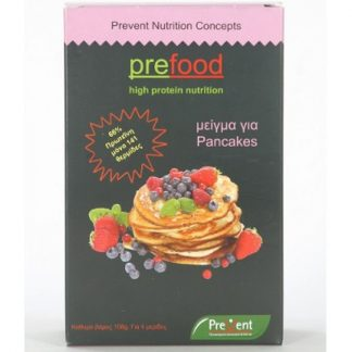 Prevent Prefood Μείγμα για Pancakes 4 μερίδες ανα συσκευασία