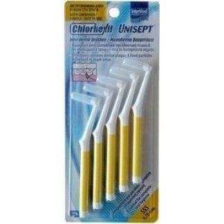 Intermed Chlorhexil Interdental Brushes SSS 0.7mm 5τμχ
