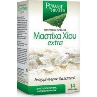 Power Health Μαστίχα Χίου Extra 14 φακελάκια