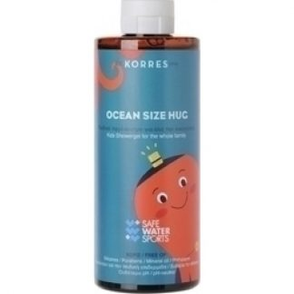 Korres Ocean Size Hug Αφρόλουτρο 400ml