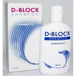 Medimar D-Block Shampoo για λιπαρά μαλλιά και πιτυρίδα 150ml