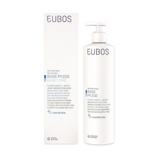 Eubos Blue Liquid Υγρό Καθαρισμού 400ml