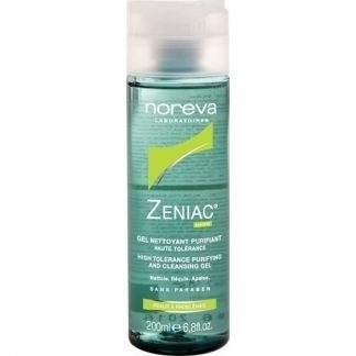 Noreva Zeniac Gel Purifiant Για Λιπαρές/Ακνεϊκές Επιδερμίδες 200ml