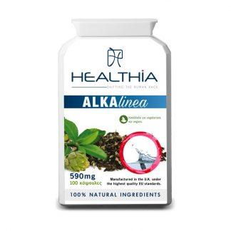 Healthia Alkalinea 590mg 100caps