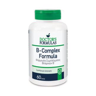 Doctor's Formulas B-Complex Formula 60caps