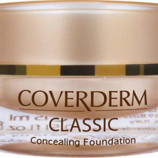 Coverderm Classic Concealing Foundation SPF30 00 15ml
