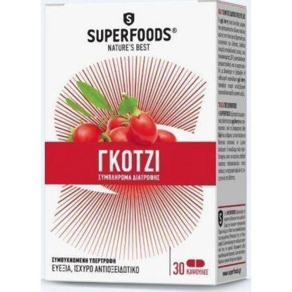 Superfoods Goji 300mg 30caps