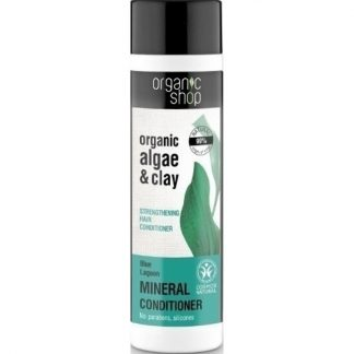 Natura Siberica Hair Conditioner Blue Lagoon Organic Algae & Clay 280ml