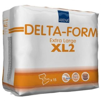 Abena Σλιπ-Πάνα Ακράτειας Ενηλίκων Delta-Form XL2 110-170cm 15τμχ