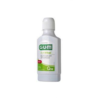 GUM 6061 Activital Q10 Mouthwash 300ml