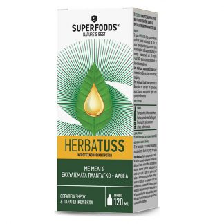Superfoods Herbatuss 120ml