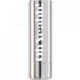 Oh Yeahh Happy Lip Balm SPF15 Silver 4,2gr