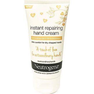 Neutrogena Instant Repairing Hand Cream με Ιπποφαές & Κερί Μέλισσας 75ml