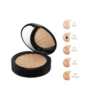 Vichy Dermablend Covermatte Compact Powder Foundation SPF25 No45 Gold 9.5gr