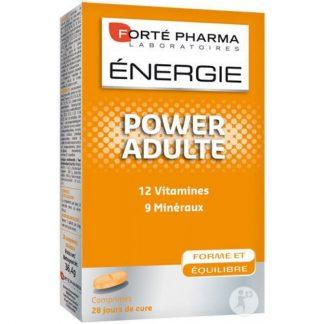 Forte Pharma Energy Power Adulte 28tabs