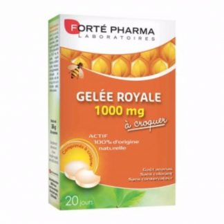 Forte Pharma Gelee Royale 1000mg 20μασώμενες ταμπλέτες