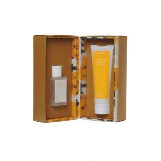 Korres Gift Set For Her Eau de Toilette White Tea-Bergamot-Freesia 50ml & Δώρο Γαλάκτωμα Σώματος 125ml