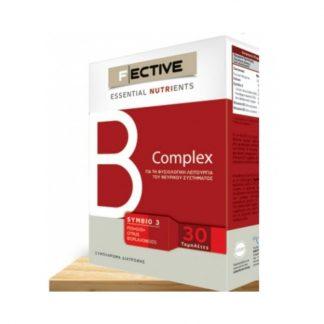 F Ective B Complex 30tabs