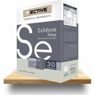 F Ective Selenium 200μg 30tabs
