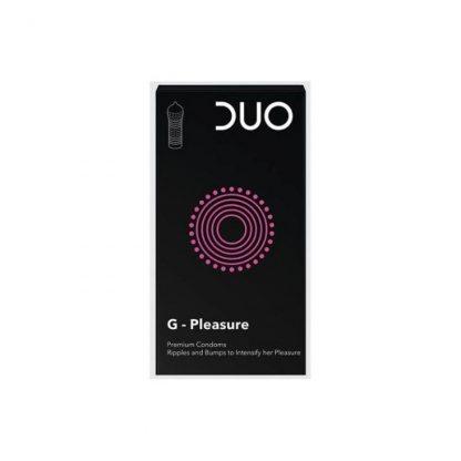 Duo G-Pleasure 12τμχ