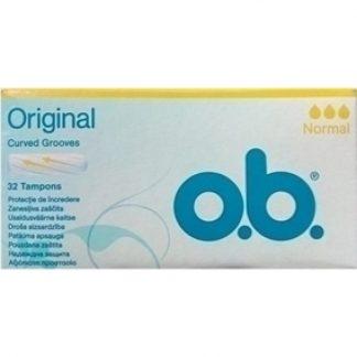 O.B. Original Normal 32τμχ