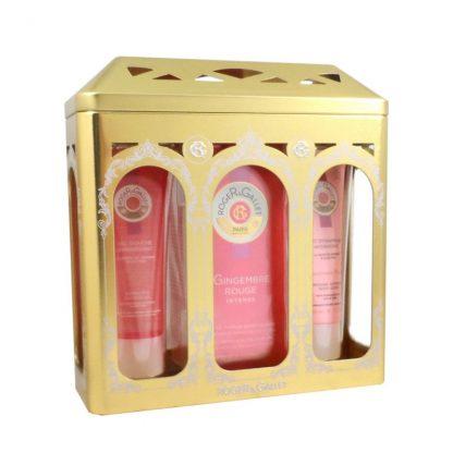 Roger & Gallet Set Gingembre Rouge Eau De Parfum 50ml & ΔΩΡΟ Body Lotion 50ml & Shower Gel 50ml