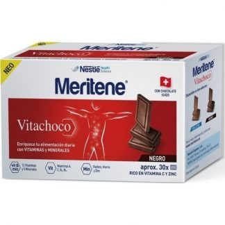 Nestle Meritene Vitachoco Negro 30 σοκολατάκια X 5gr