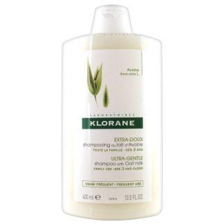 Klorane Shampoo Au Lait D'Avoine 400ml