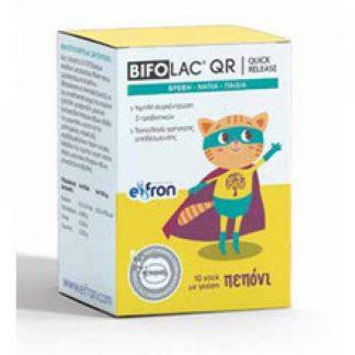 Bifolac Qr Προβιοτικά για Βρέφη Νήπια Παιδιά 10 φακελίσκοι