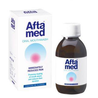 Gum Aftamed Mouthwash 150ml
