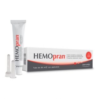 Hemopran Protective Endorectal Cream 35ml