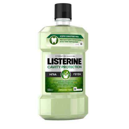 Listerine Cavity Protection Green Tea 500ml